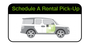 Request a pick-up of your MacEnthusiasts Rentals.