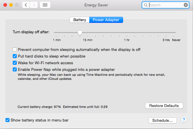 What Happens When You Put Mac Laptops to Sleep